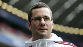 Michael Wiesinger was appointed as Nurnberg's coach in 2012.