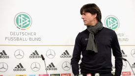 Joachim Loew has denied a rift with Borussia Dortmund.