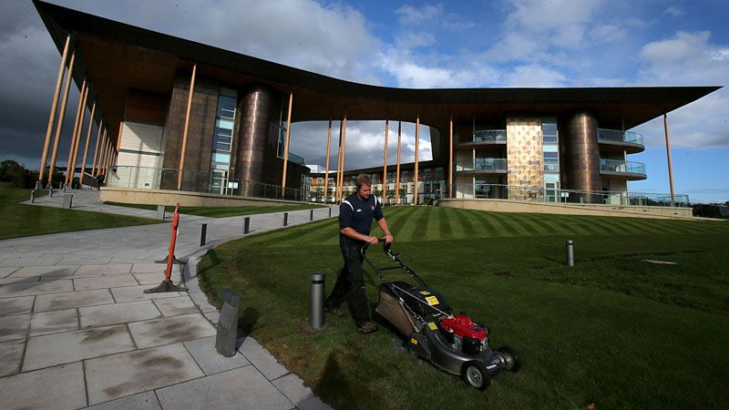 St George's Park and its facilities will house the future of the England game.