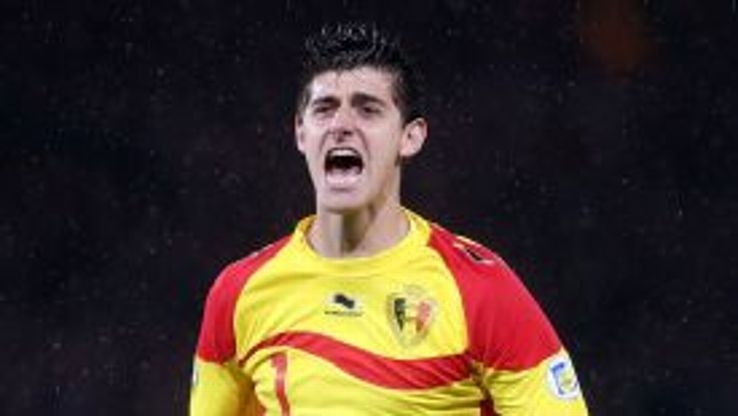 Thibaut Courtois is considered one of the best young goalkeepers in world football.