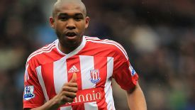 Wilson Palacios could be handed his chance in Stoke's midfield.