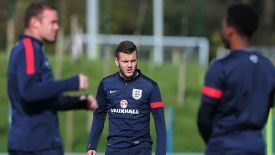 Jack Wilshere has this week voiced his opinion on the debate of who should be eligible to represent a footballing nation.