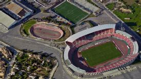 Spain are set to play at the Son Moix in Mallorca