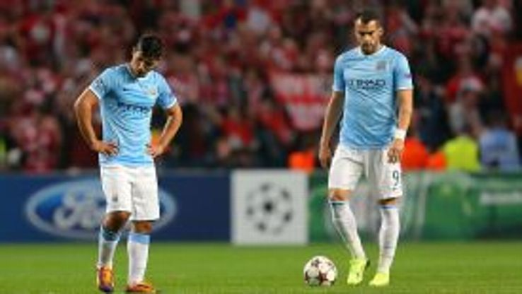 City endured a miserable night at home against the European champions.