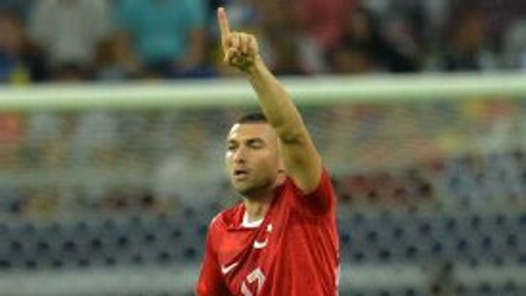 Burak Yilmaz has been linked with a move to Stamford Bridge.