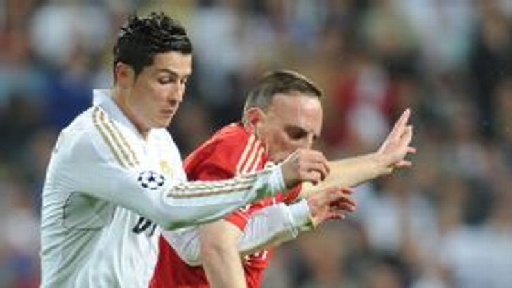 Cristiano Ronaldo and Franck Ribery are likely to be among the top contenders for the 2013 Ballon d'Or.