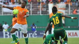 Didier Drogba led from the front and scored within five minutes from the spot.