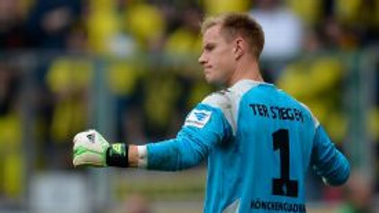 Marc-Andre ter Stegen has been linked with Barcelona for some time.
