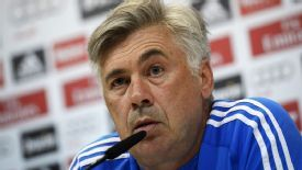 Carlo Ancelotti has come under fire after a disappointing start to Real Madrid's Primera Division campaign.