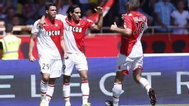 Jeremy Toulalan believes Falcao will be staying put in the principality.