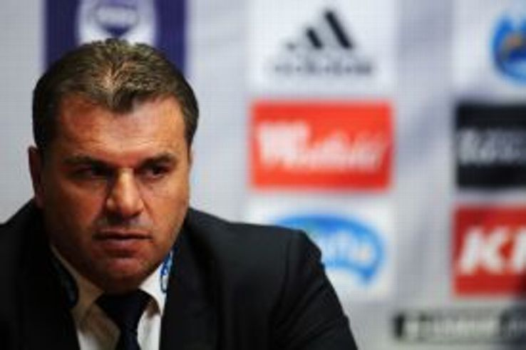 Ange Postecoglou remains in the fram for the national team job.