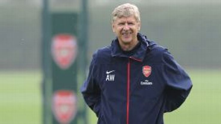 Wenger remains coy over when he will sign a new deal to extend his 17-year tenure at Arsenal.