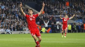 Thomas Mueller has been linked with a move to Barcelona.