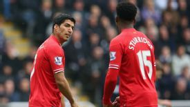Luis Suarez and Daniel Sturridge are providing optimism at Liverpool.