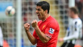 Luis Suarez was the provider for Daniel Sturridge's equaliser.