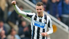 Local lad Paul Dummett scored for Newcastle against Liverpool