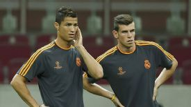 Cristiano Ronaldo is confident Gareth Bale will deliver for Real Madrid once he settles in.