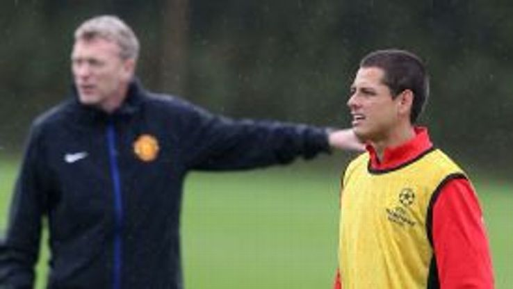 Javier Hernandez has been eager to secure more playing time.