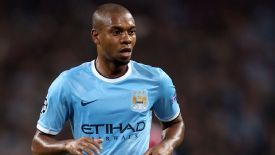 Fernandinho spent eight years at Shakhtar before joining City.