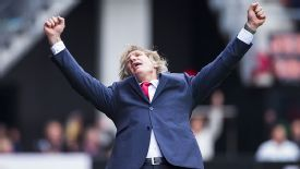 Gertjan Verbeek has managed Heracles Almelo, Heerenveen, Feyenoord and AZ.