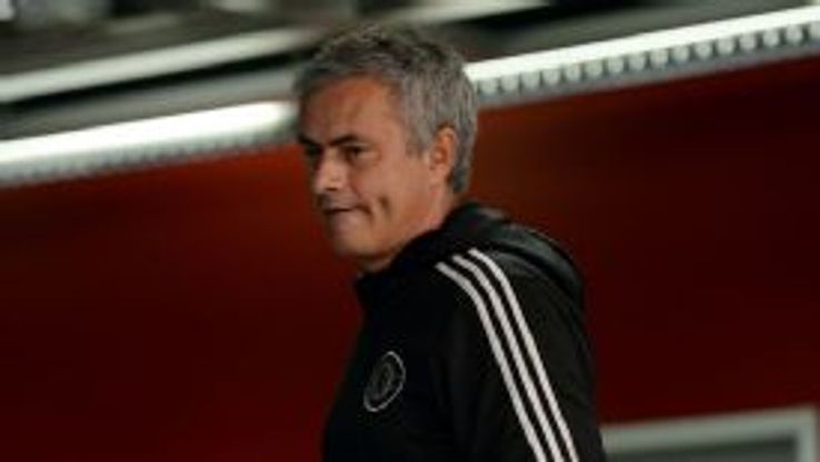 Jose Mourinho is set to be fined for his behaviour during Saturday's victory at Stamford Bridge.
