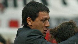 Nelson Vivas has left his position as Quilmes boss.