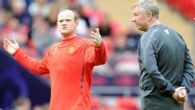 Sir Alex Ferguson and Wayne Rooney enjoyed a fractious relationship towards the end.
