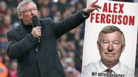 Ferguson: Book was for the fans