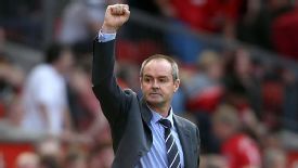 Steve Clarke has arrested a worrying decline in West Brom's form.