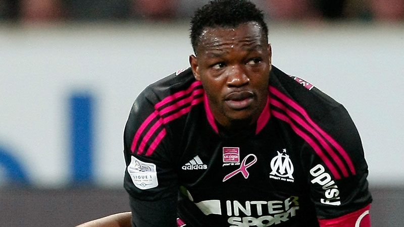 Mandanda joined Marseille from Le Havre in 2007.