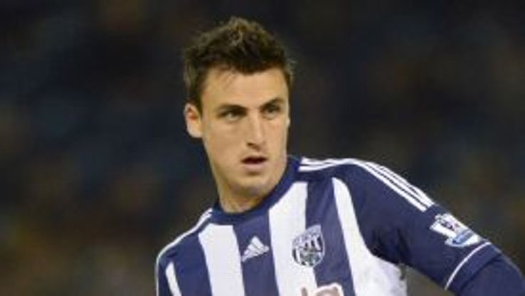 George Thorne is set to build up his fitness at The Hawthorns.