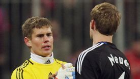 Thomas Kraft left Bayern in 2011, when Manuel Neuer arrived from Schalke.