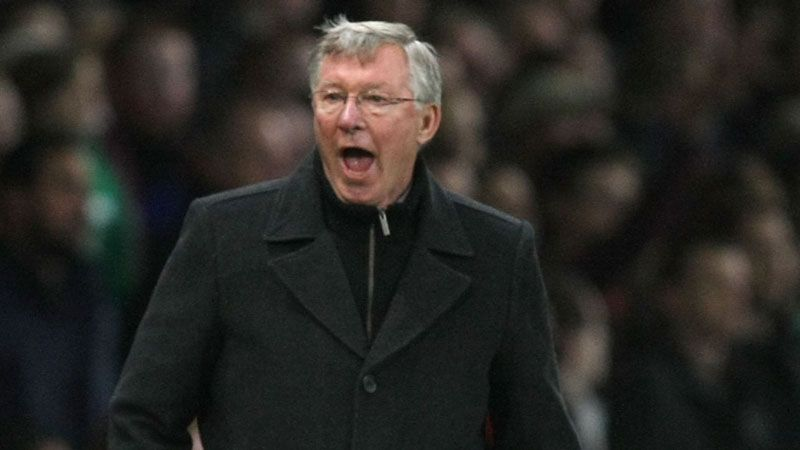 Sir Alex Ferguson was a prominent critic of officials during his management career.
