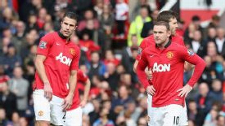 Robin van Persie and Wayne Rooney have not formed the ideal partnership, despite their individual brilliance.