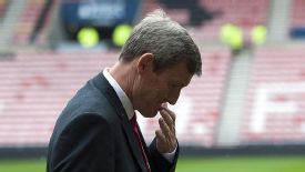 Ellis Short has taken responsibility for Sunderland's disappointing start.