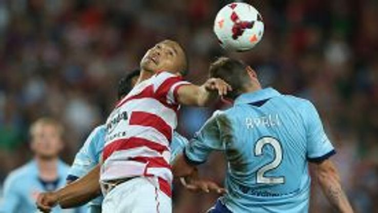 The Wanderers' Shinji Ono exposed Sydney FC's weaknesses at the back.