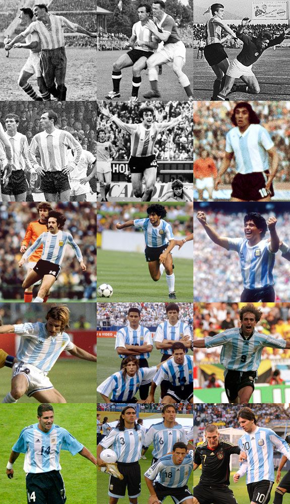 Argentina's most recent success came in 1986.