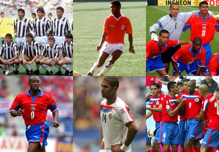 Costa Rica impressed hugely at Italia '90.