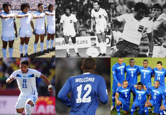 Honduras made it in 1982 and also 2010.