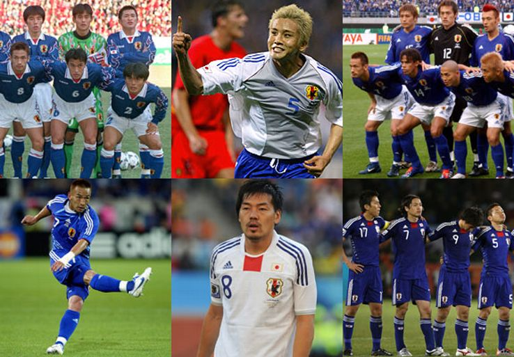 Japan have made every tournament since 1998.