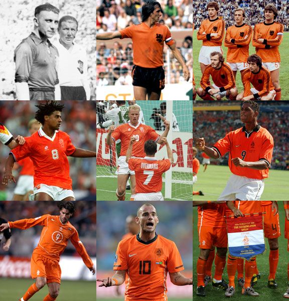 Netherlands, incredibly, have never won the prize in their history.