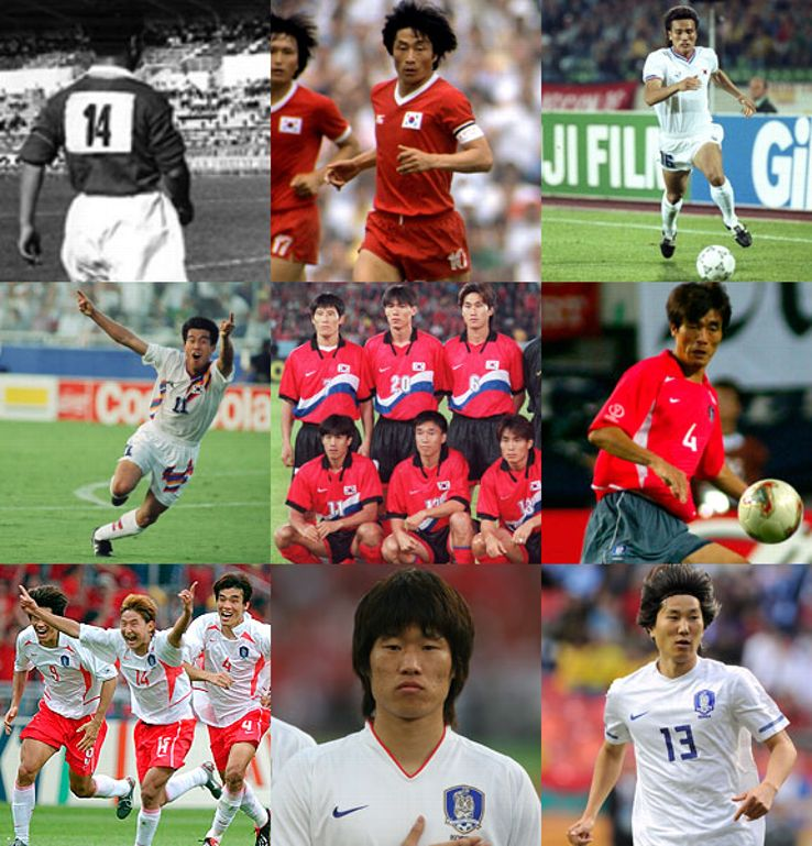 South Korea have played in every tournament since 1986.