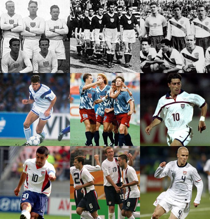 The U.S. made the semis in 1930 and have been at every tournament since 1990.