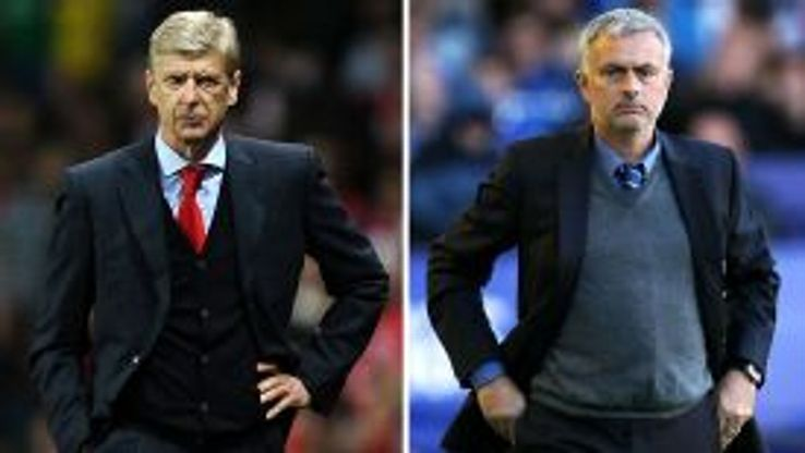 Wenger insists his rivalry with Mourinho remains on the pitch.