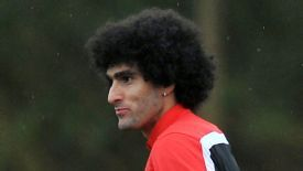 Marouane Fellaini opted for a move to Old Trafford despite interest from Arsenal.
