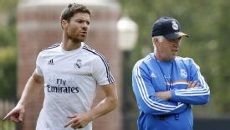 Carlo Ancelotti hopes Xabi Alonso will make a positive impact upon his return to the Madrid lineup.