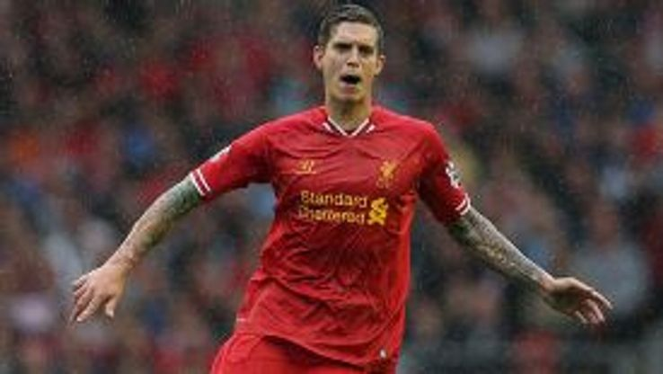 Daniel Agger has started just five games this season.