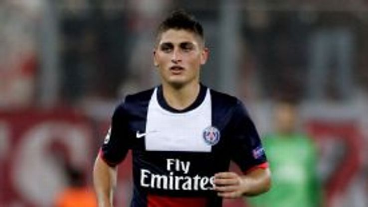 Marco Verratti has been linked with a return to Serie A.