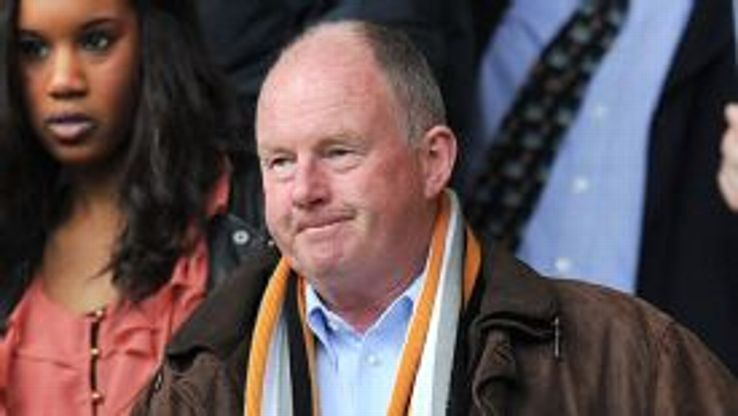 Wolves chairman Steve Morgan is a lifelong Liverpool fan.