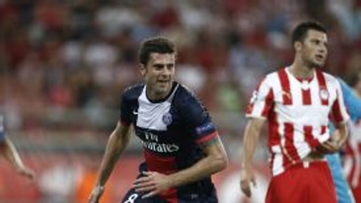 Thiago Motta has been linked with a return to Italy.